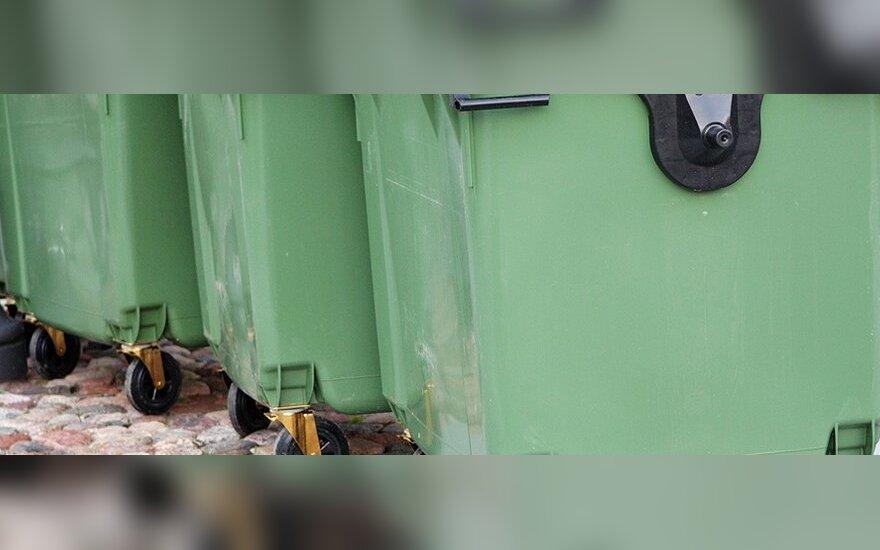 Svarsto keisti atliekų surinkimo tvarką: konteinerius svertų