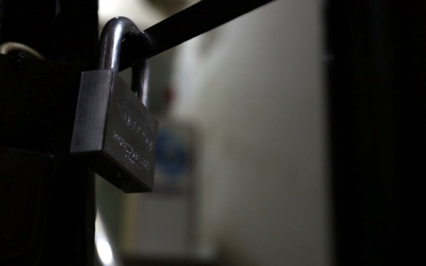 Kalinys – apie gyvenimą kalėjime: turiu savo <em>dūchą</em>