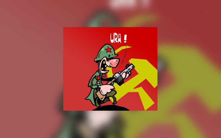 Sovietų Sąjungos karys