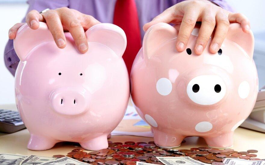 Į žaidimą panašų taupymo būdą atradusi moteris sukaupė beveik 1400 eurų