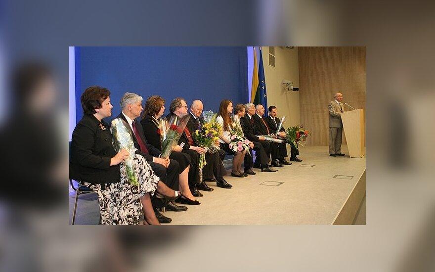 Europarlamentarų pažymėjimų įteikimo ceremonija