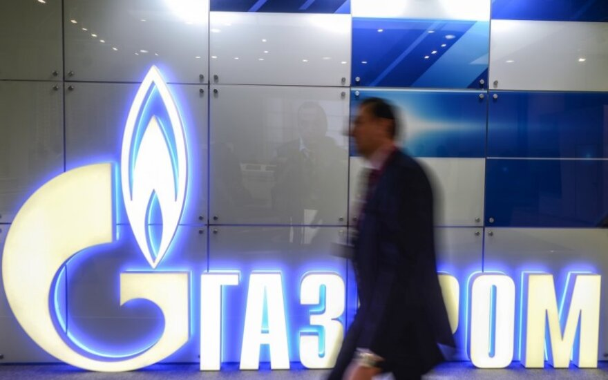 Talks with Gazprom not as important as before, Lithuanian energy minister says