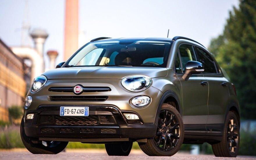 """""""Fiat 500X S-Design"""""""