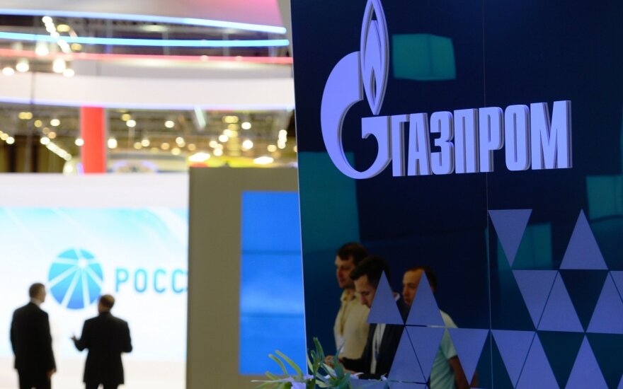Buying gas from Russia's Gazprom may be risky
