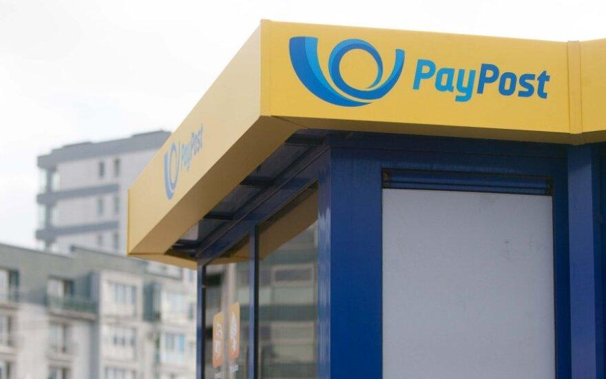 """Kalbininkai: kodėl pašto bankeliai vadinasi """"PayPost""""?"""