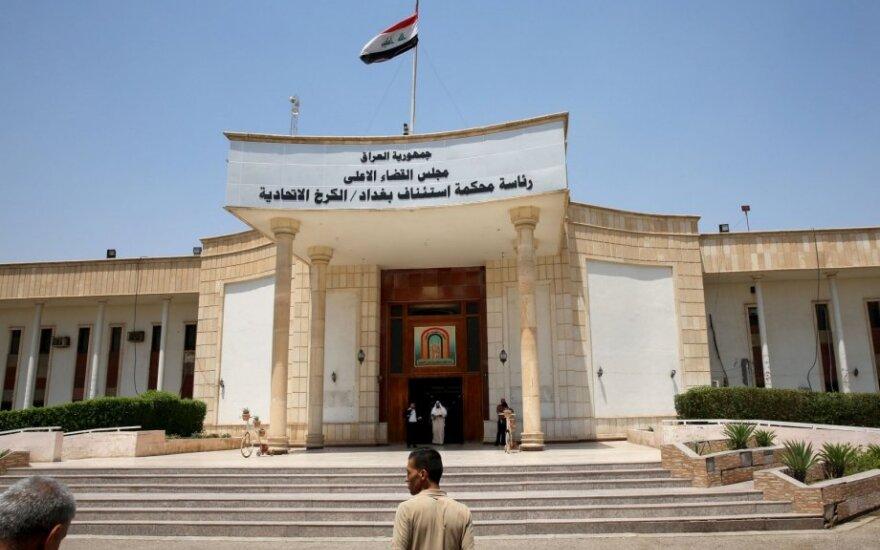 Bagdado teismas