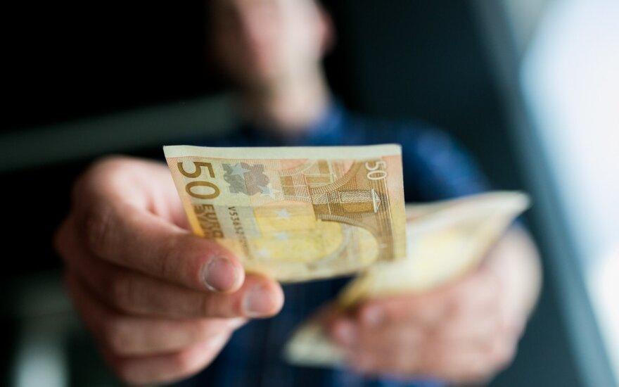 Vokietijoje pirkėjui už sukčiavimą parduotuvėje – 208 tūkst. eur bauda