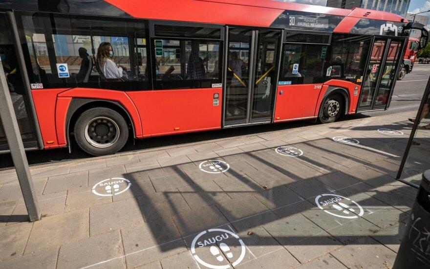 Ministerija: paraiškų dėl paramos viešojo transporto parkams atnaujinti gauta už 34 mln. eurų