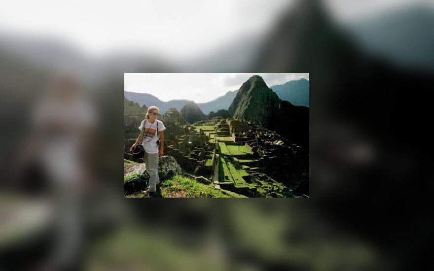 Maču Pikčus, Peru