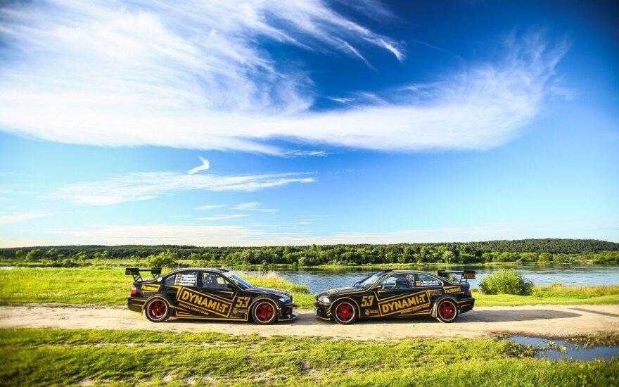 """""""Dynami:t Energy"""" komanda lenktynėse naudos saulės energiją"""