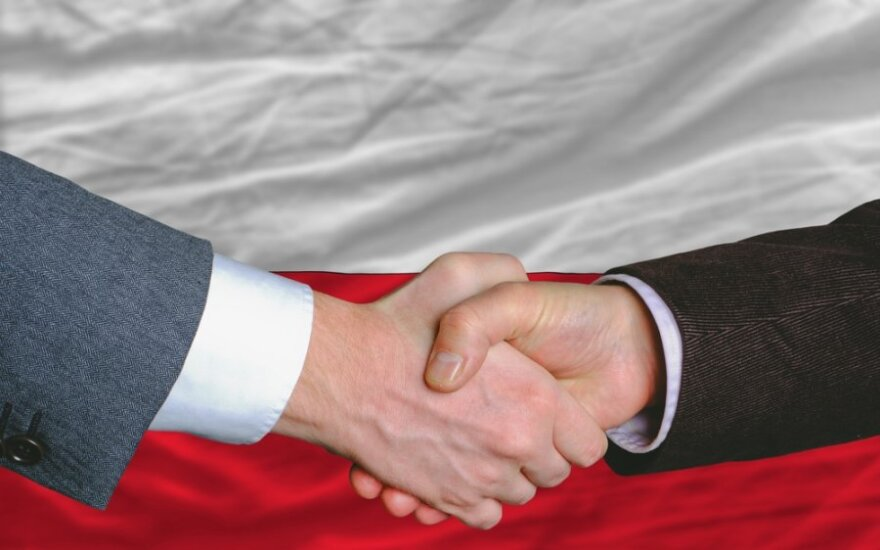 Lithuania-Poland relations develop in good direction - Polish deputy foreign minister