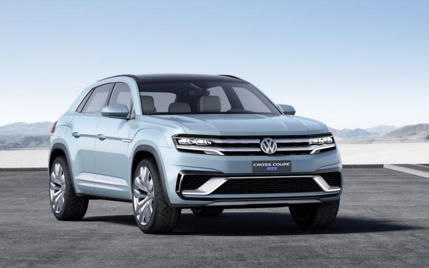 Volkswagen Cross Coupé GTE koncepcija