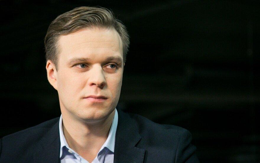 Landsbergis siūlo, kad Skardžiaus veiklą toliau tirtų kitas komitetas