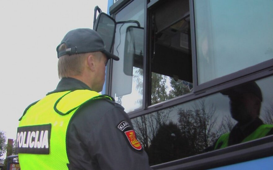 Lavonas autobuse: ar teisingai elgėsi vairuotojas?