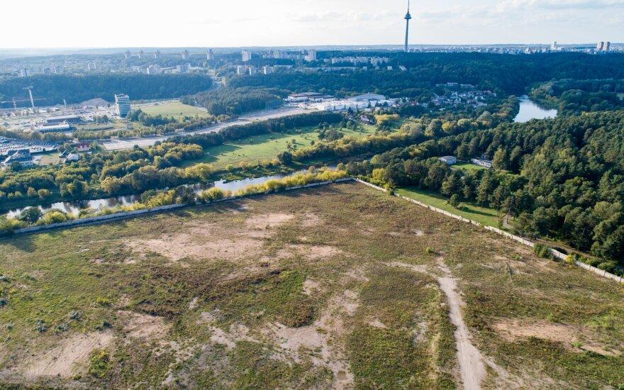 """Planai statyti antrą """"Akropolį"""" Vilniuje virsta realybe: žada grandiozines permainas"""