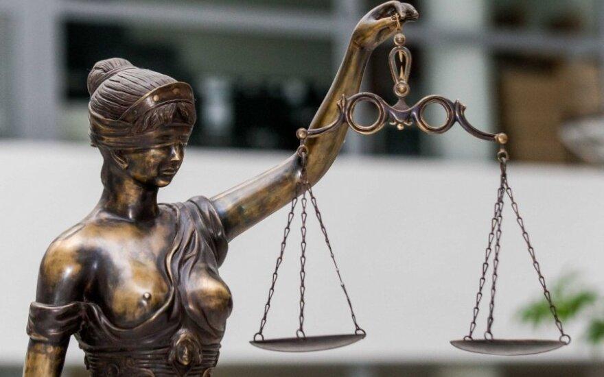 Kijevo teismas nagrinėja Ukrainos fiskalinės tarnybos vadovo įtariamos korupcijos bylą