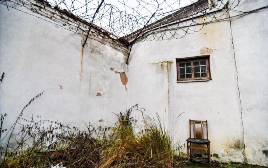 Visuomenei atveriamas buvusios areštinės pastatas Vilniuje