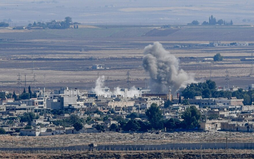 Sirijos Ras al-Aino miestas