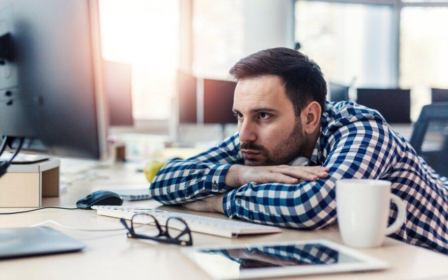 Kaip atpažinti, kada tai nuovargis, o kada – perdegimas: yra 3 pagrindiniai simptomai