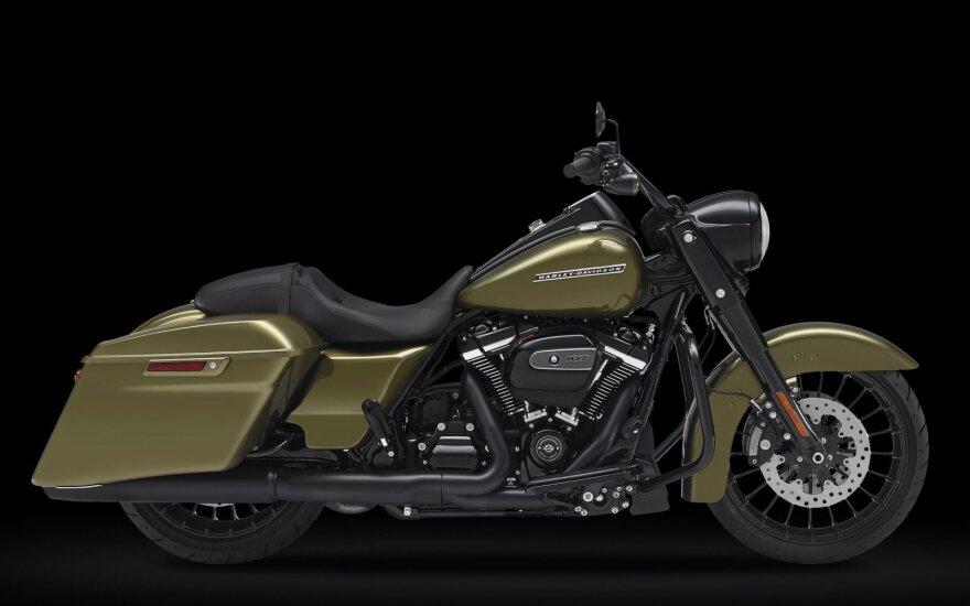 """Harley-Davidson Road King Special"""
