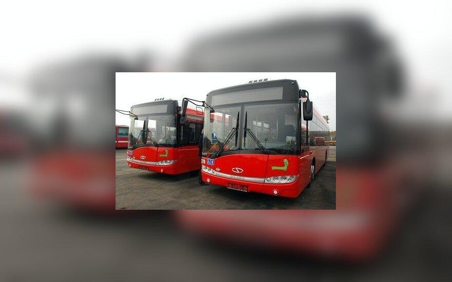 Buses Solaris Urbino 12 CNG