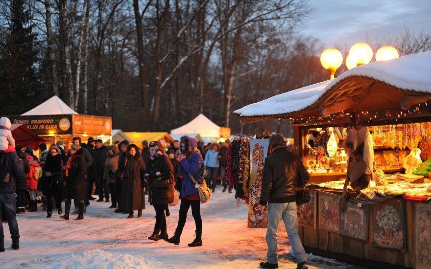 Suskaičiavo, kiek Lietuvoje – Kalėdų, Gruodžių ir Snieguolių