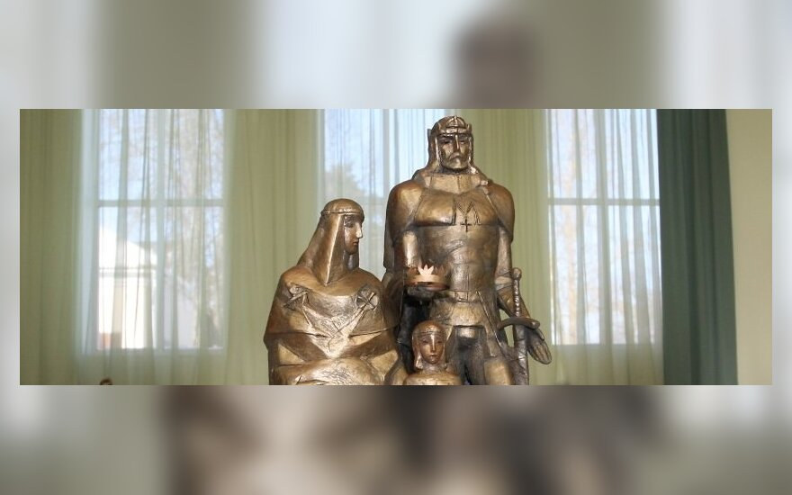 Karaliaus Mindaugo žmona Morta - nepelnytai šešėlyje