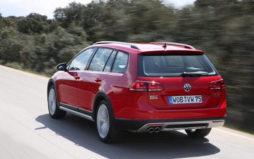 """""""Volkswagen"""" vėl atsidūrė dėmesio centre – sukėlė naujų įtarimų"""