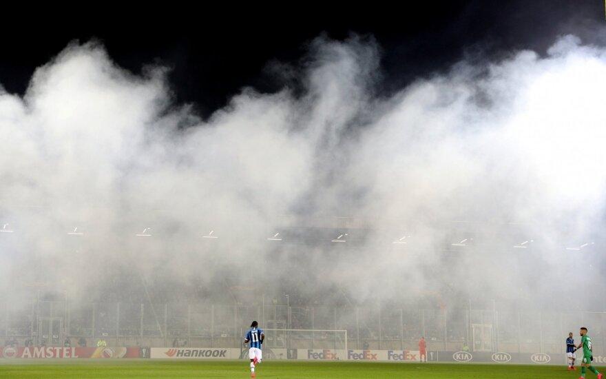 Milano Inter sekmadienį nerungtyniaus