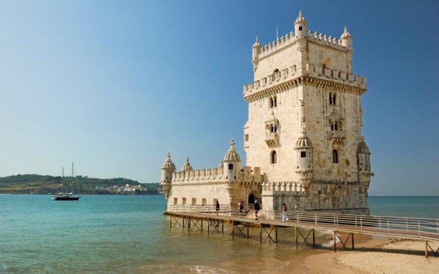 Patvirtintas pagalbos planas Portugalijai