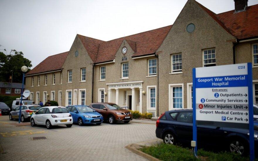 Gosporto memorialinė karo ligoninė