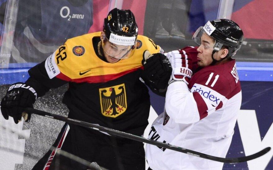 Latvija - Vokietija
