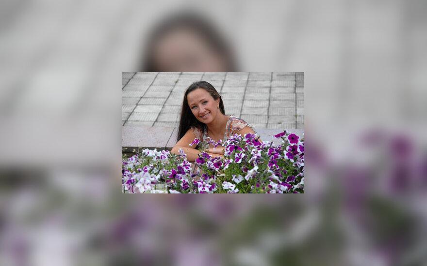 Balerina Kristina Kanišauskaitė-Navickienė