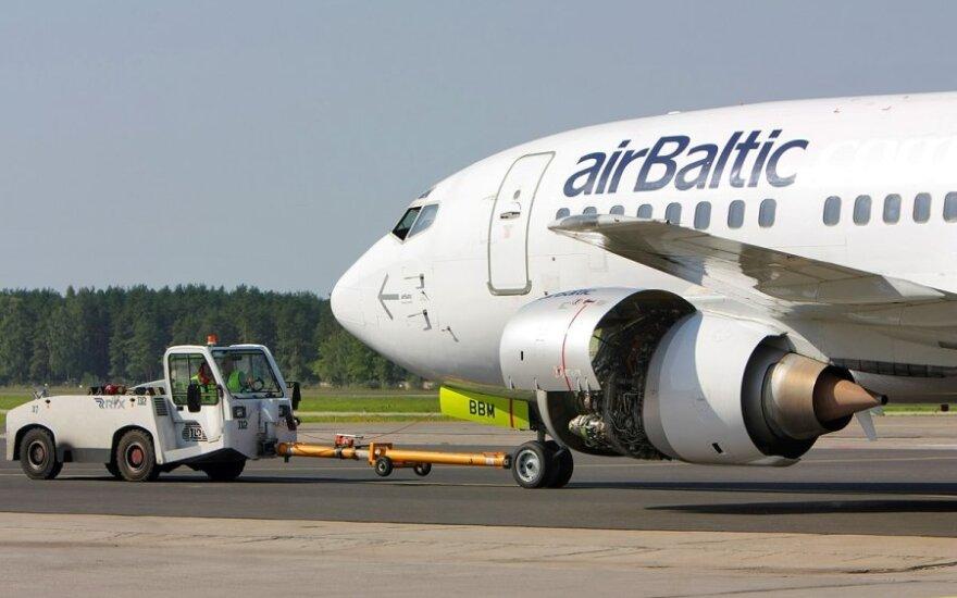 Air Baltic puts off resumption of flights in Baltics