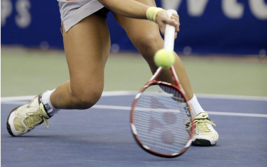Merginų tenisas