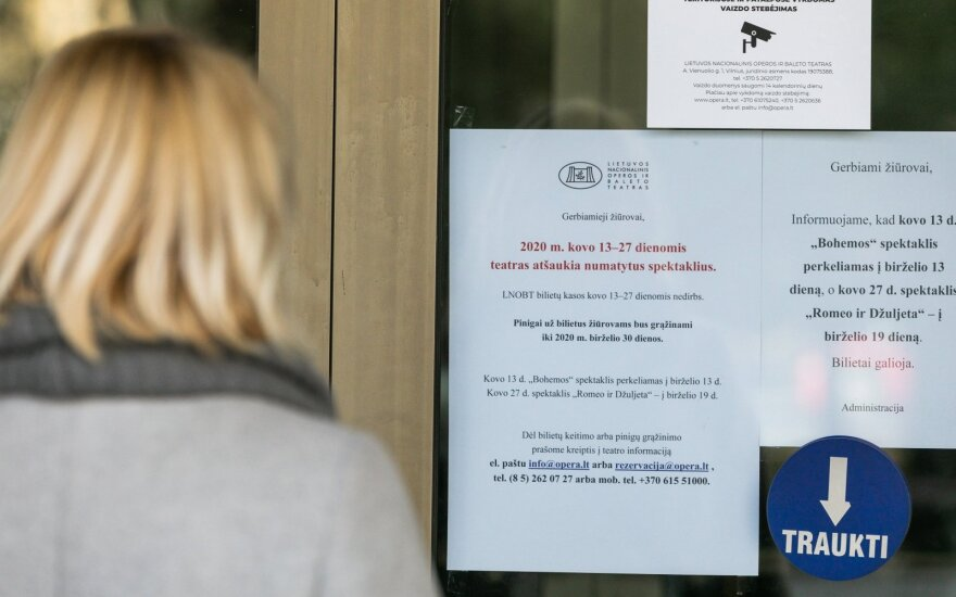 Dėl karantino ribojimų į teismą svarsto kreiptis dar apie 80 įmonių: skaičiuoja 100 tūkst. eurų žalas
