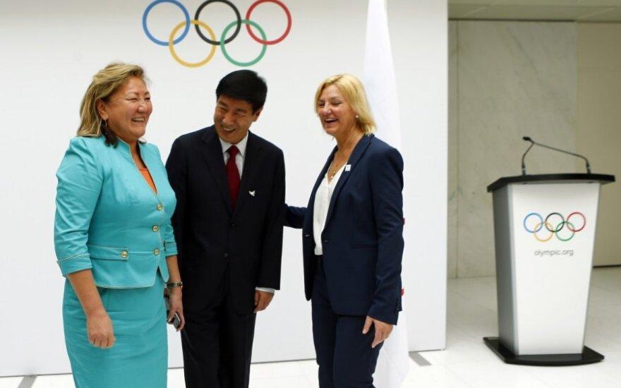 Tarptautinio olimpinis komiteto posėdis Lozanoje
