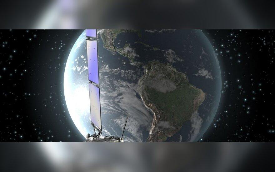 Žingsnelis lietuviško palydovo link