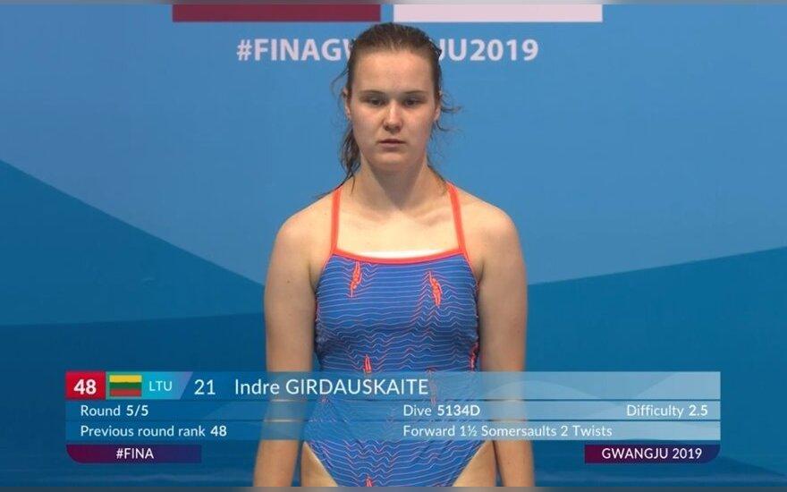 Indrė Girdauskaitė