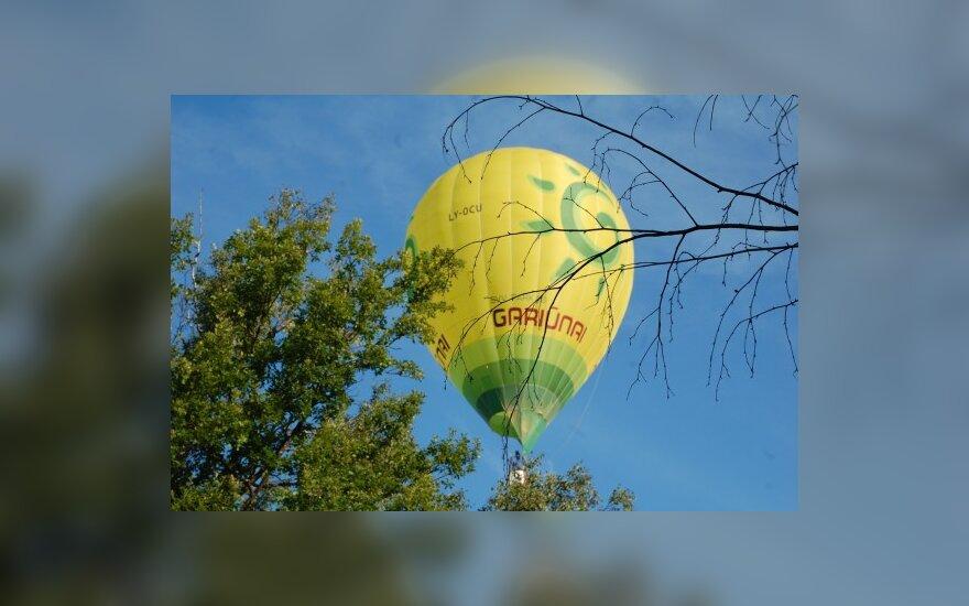 Oro balionų čempionams nosį nušluostė 23-ejų studentė