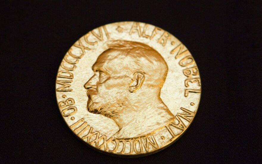 Nobelio prizas