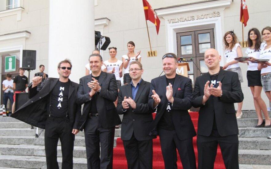 Marijus Mikutavičius, Algirdas Kaušpėdas, Jurgis Jefremovas, Saulius Urbonavičius, Gabrielius Liaudanskas