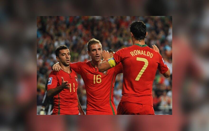 Portugalijos futbolininkai