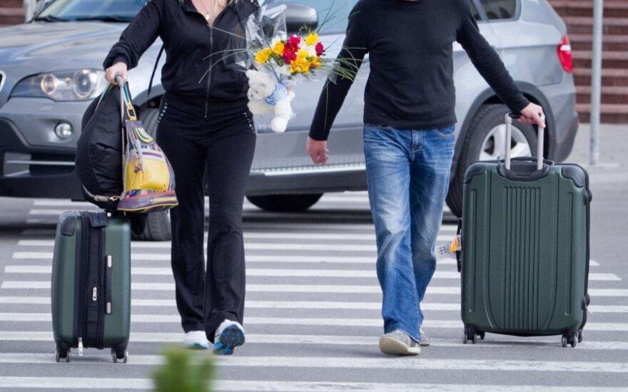 Realybė užsienyje: kiek išleidžia emigrantai?