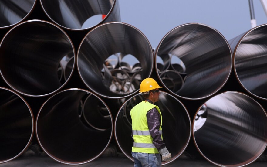 Tiesiamas dujotiekis