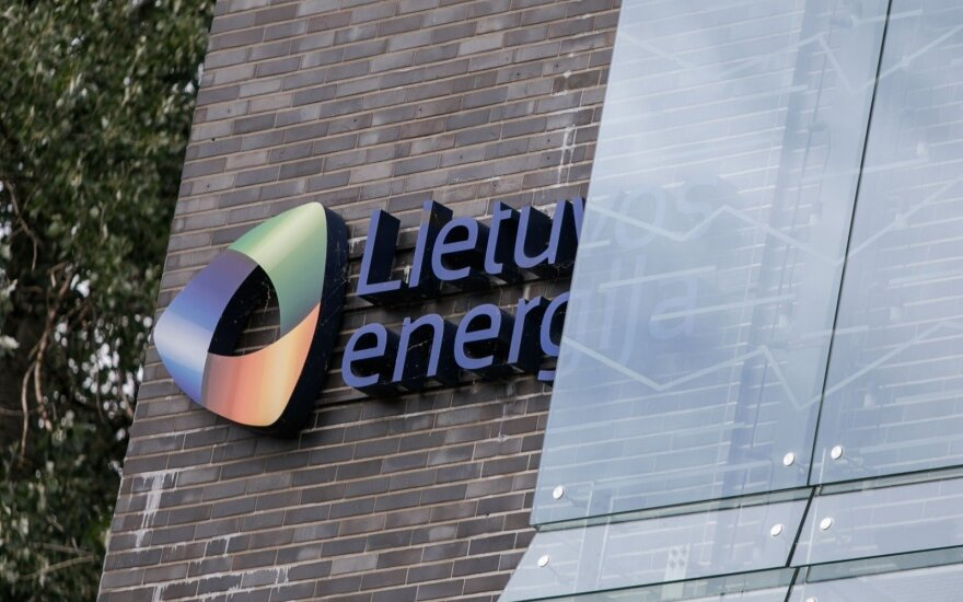 """Lietuvos energijos"" investicijos CO2 emisijas kasmet mažins 700 tūkst. tonų"