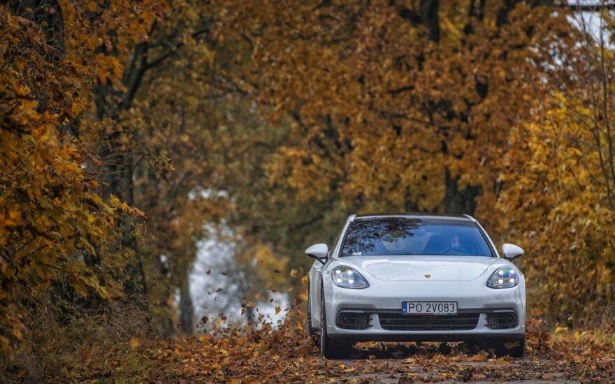 """""""Porsche Panamera 4S Diesel"""""""