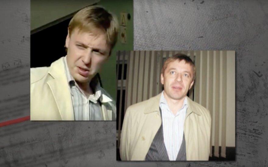 Pijus from Naisių Vasara and Ramūnas Karbauskis