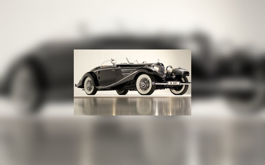 Mercedes-Benz Von Krieger 540K Special Roadster