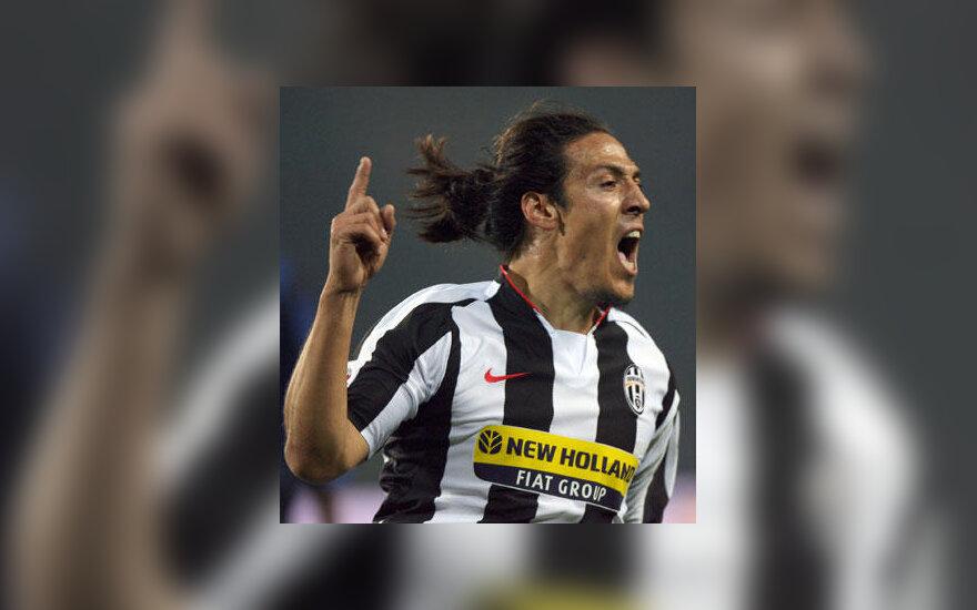 """Mauro Camoranesi (""""Juventus"""")"""